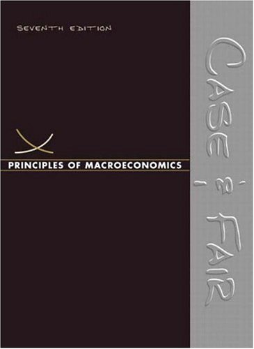 9780131509900: Principles of Macroeconomics and Companion Website PLUS (7th Edition)
