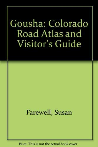 9780131512757: Gousha Colorado Road Atlas: And Visitor's Guide