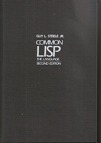 9780131515079: Common Lisp: The Language