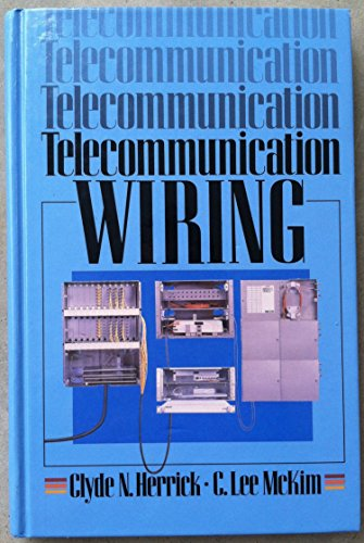 9780131515314: Telecommunication Wiring (The Prentice Hall Series in Votech References)