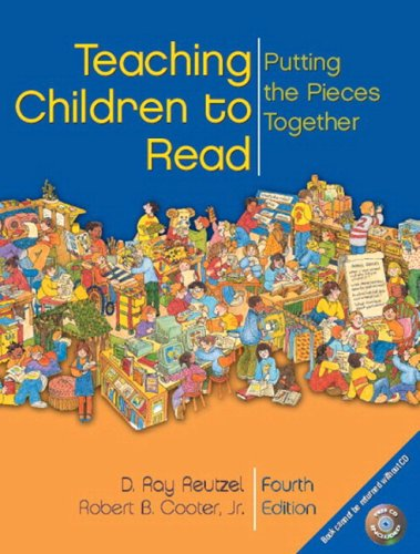 9780131516618: Teaching Children to Read: Putting the Pieces Together and Model Lessons for LIteracy Instruction