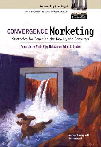 9780131517073: CONVERGENCE MARKETING