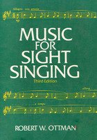 9780131517349: Music For Sight Singing