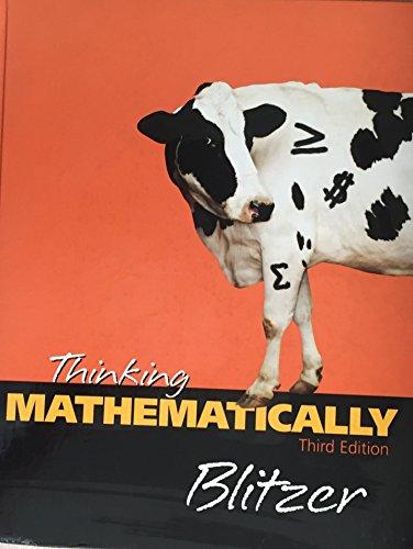 9780131517561: Thinking Math & Student Study Pk