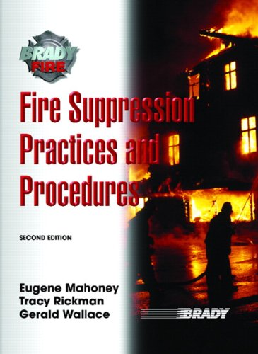 9780131517738: Fire Suppression Practices and Procedures (2nd Edition)