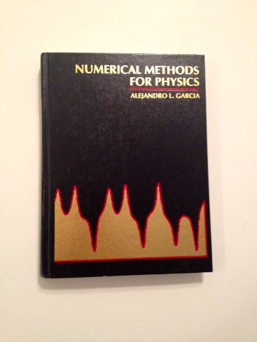 9780131519862: Numerical Methods for Physics