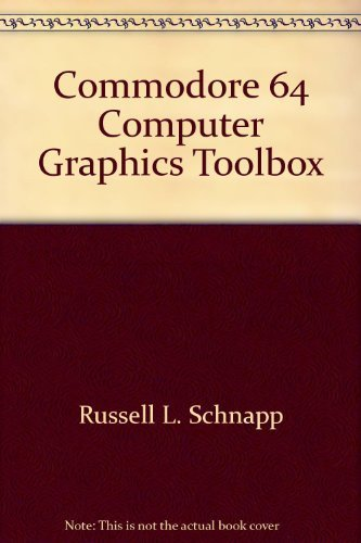 9780131520752: Commodore 64 Computer Graphics Toolbox (Prentice-Hall Personal Computing Series)