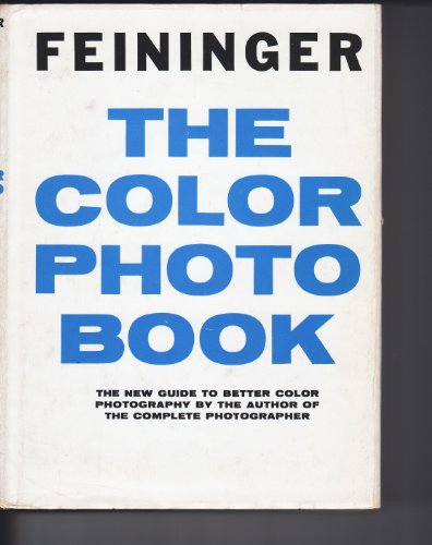 The color photo book: Feininger, Andreas