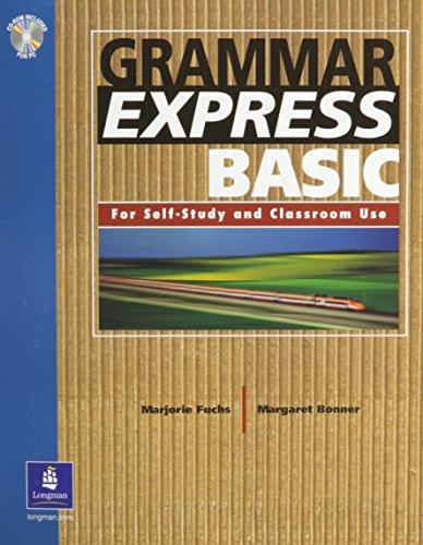 Grammar Express Basic, with Answer Key Book: Bonner, Margaret, Fuchs,