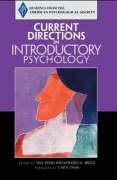 9780131523678: Current Directions in Introductory Psychology (Readings from the American Psychological Society)