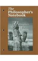 9780131524286: The Philosopher's Way: Notebook