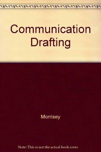 9780131532052: Communication Drafting (Modular exploration of technology series)