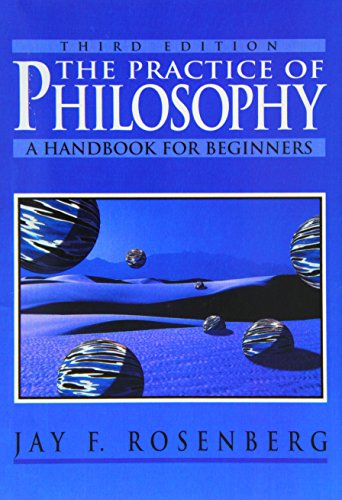 9780131532120: The Practice of Philosophy: AND Common Philosophical Terms: Handbook for Beginners