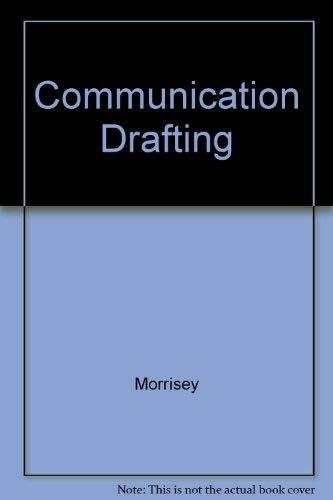 9780131532137: Communication Drafting (Modular exploration of technology series)