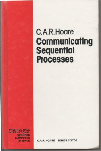 9780131532717: Communicating Sequential Processes (Prentice Hall International Series in Computing Science)