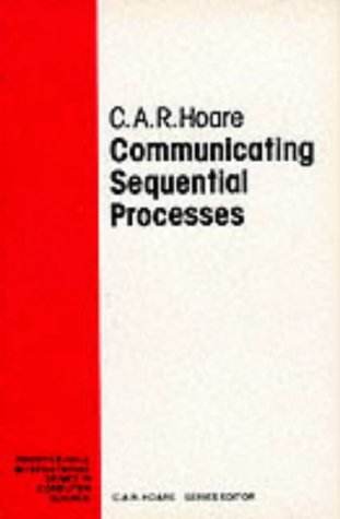 9780131532892: Communicating Sequential Processes (Prentice-Hall International Series in Computer Science)