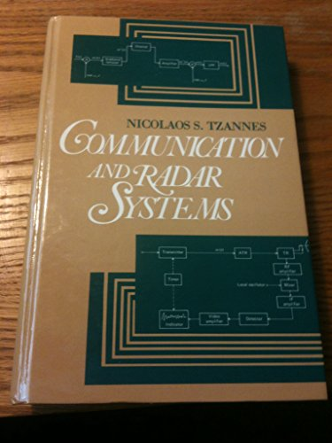 9780131535459: Communication and Radar Systems