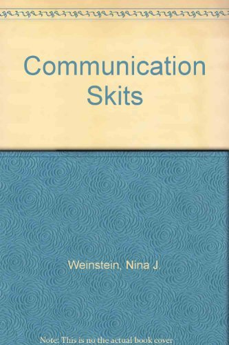 9780131535695: Communication Skits