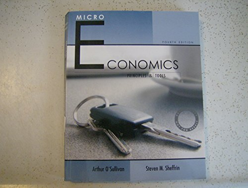9780131536142: Microeconomics: Principles and Tools