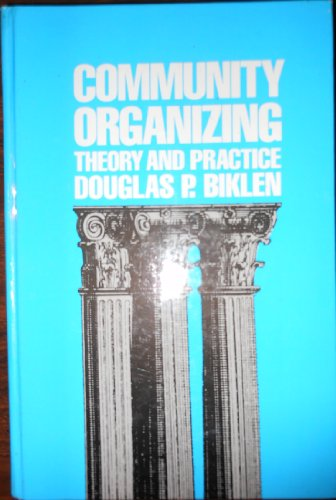 9780131536760: Community Organizing: Theory and Practice