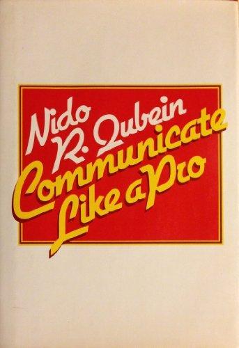 9780131537347: Communicate like a pro