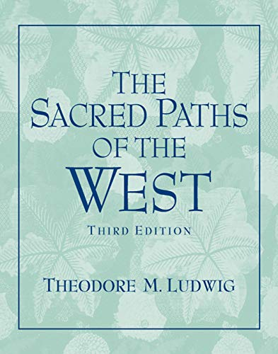 9780131539068: Sacred Paths of the West