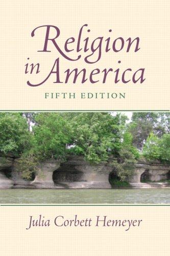 9780131539143: Religion in America (5th Edition)
