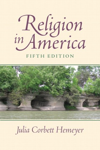 9780131539143: Religion in America (5th Edition)
