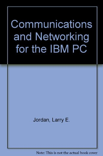 9780131539334: Communications and Networking for the IBM PC