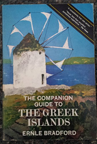9780131544925: Companion Guide to the Greek Islands