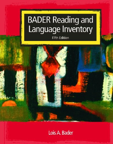 9780131545236: Readers' Passages: AND Reading and Language Inventory