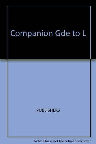 9780131545267: Companion Guide to The Loire
