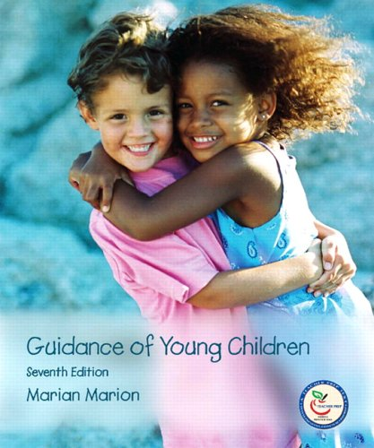 9780131545304: Guidance of Young Children