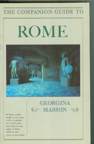 9780131545915: The Companion Rome (Companion Guides)
