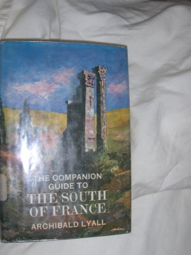 9780131546417: The companion guide to the south of France
