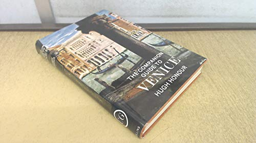 9780131546660: The Companion Guide to Venice