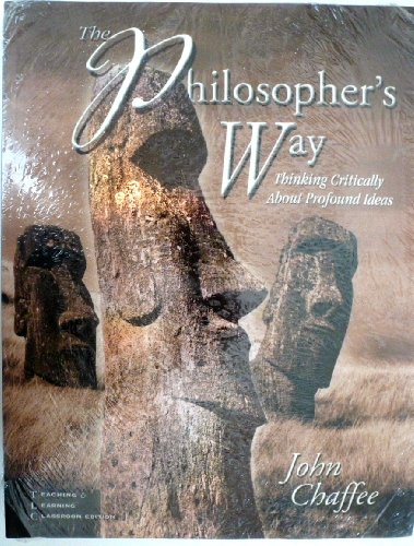 9780131546929: Philosophers Way Teachg & Philosophrs Notebk