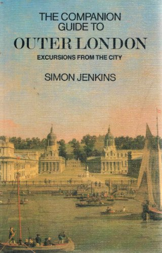 9780131547339: The Companion out Lond: Excursions from the City
