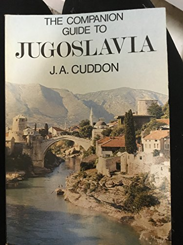 9780131548169: The Companion Guide to Jugoslavia