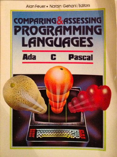 9780131548404: Comparing and Assessing Programming Languages: ADA, C.and PASCAL
