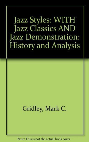9780131550926: Jazz Styles & Jazz Classics CD & Demo CD