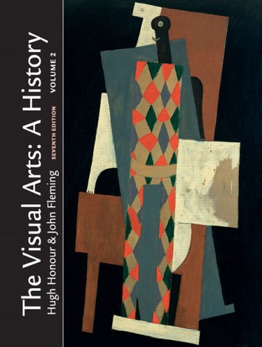 9780131551138: The Visual Arts: A History, Volume 2 (7th Edition)