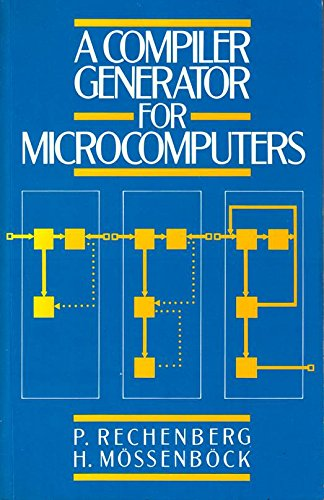 9780131551367: A Compiler Generator for Microcomputers