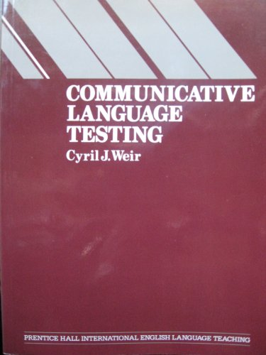 9780131552845: Communicative Language Testing (Language Teaching Methodology Series)