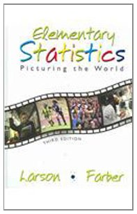 9780131553781: Elementary Statistics: Picturing the World