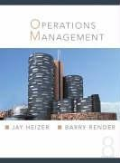 9780131554443: Operations Management & Student CD Package (8th Edition)