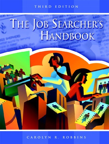 9780131555334: Job Searchers Handbook, The (3rd Edition)
