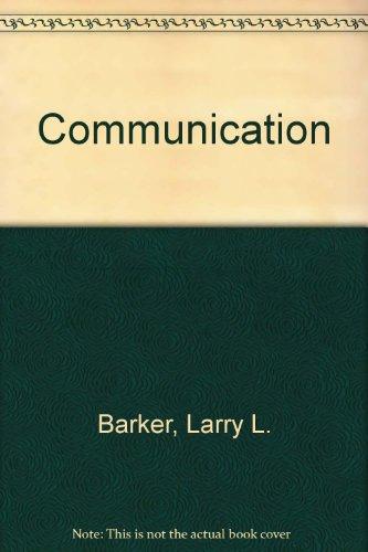 9780131559462: Communication