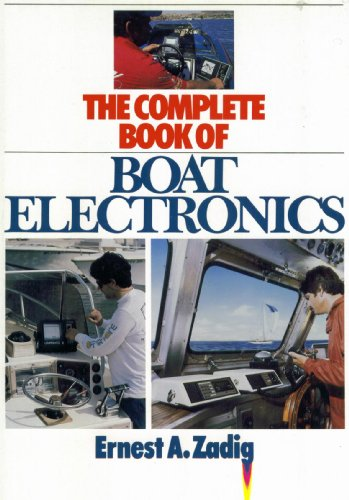 9780131560505: Complete Book of Boat Electronics