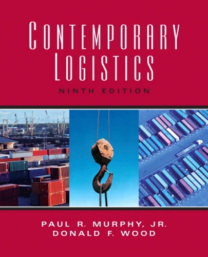 9780131562073: Contemporary Logistics (9th Edition)